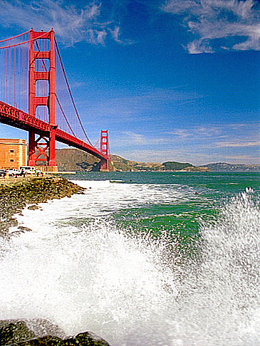 Foto Golden Gate Bridge