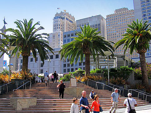 Union Square - Kalifornien (San Francisco)