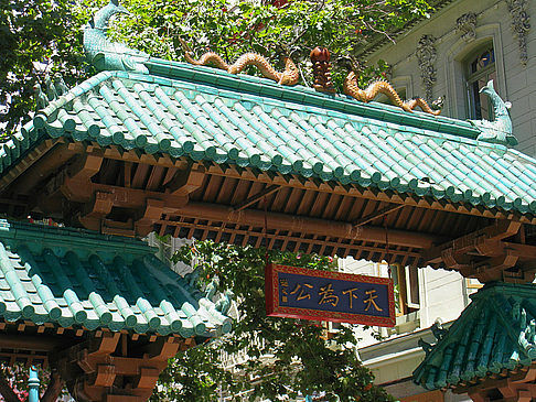 Chinatown - Kalifornien (San Francisco)