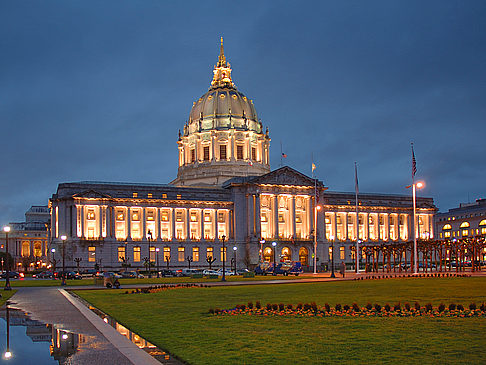Civic Center - Kalifornien (San Francisco)